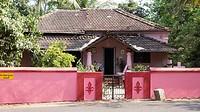 Colonial home Goa India.