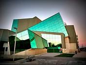 Pola de Siero Cultural Center. Siero municipality, Asturias, Spain