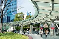 Roppongi Center, Japan