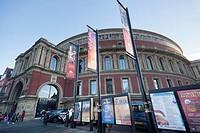 Royal Albert Hall, Kensington, London, UK.