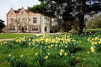 Greys Court. Tudor country house. Oxfordshire. England.