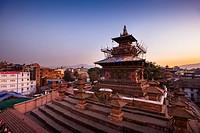 Taleju Temple at Kathmandu Durbar Square.