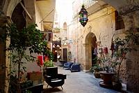 Ortygia. Syracuse. Sicily. Italy.