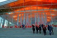 National Theater of Catalunya TNC, Barcelona, Catalonia, Spain
