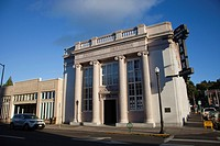 Bank of Astoria, Astoria, Oregon, USA, America.