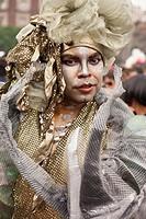 Gay Parade, Mexico City, Mexico.