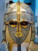 Replica of the Anglo Saxon Sutton Hoo Helmet.