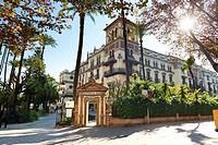 Hotel Alfonso XIII, Sevilla, Andalusia, Spain, Europe.