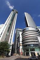 Malaysia, Kuala Lumpur, Premiera Hotel, Parkson Store,.