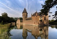 Castle Heeswijk in the municipality Bernheze in the Dutch province Noord-Brabant.