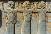 Ruins of Persépolis. Fars Province. Iran.
