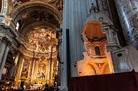 Sant´Ignazio di Loyola church, Rome, Italy