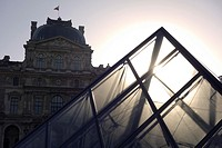 Louvre Museum. Paris. France. Europe.