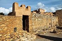 Ciutadella, poblado ibérico - Calafell - Baix Penedés - Tarragona - Cataluña - España - Europa.