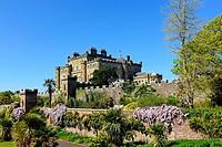 Culzean Castle, Ayrshire, Scotland, UK.