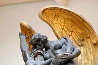 Sculptures, Hendrik Christian Andersen Museum, Rome, Italy