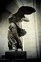 Nike of Samothrace.