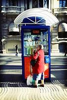 Once Kiosk.