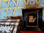 Queen Catherine de Medici, Chateau de Blois, Loire et Cher, Pays de la Loire, Loire Valley , UNESCO World Heritage Site, France. .