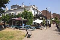 The Old Ship Pub Hammersmith London.