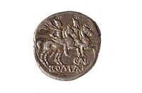 Original roman coin silver, Denarius.