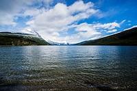 Lake Acigami, Tierra del Fuego National Park, Ushuaia, Argentina.