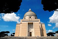 "Basilica dei Santi Pietro e Paolo, Church of St Peter & Paul, Arnaldo Foschini 1939 â. "" 1955, Rome, EUR, Italy."