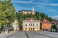 The Slovenian Philharmonic Orchestra was founded in the year 1701. The building is located on the square Kongresni trg in the old town of Ljubljana. I...