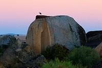 Monumento Natural de los Barruecos, Caceres, Extremadura, Spain