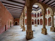 Reales Colegios, Tortosa, Tarragona province, Catalonia, Spain.