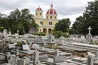 Cemetario de Cristobal Colon, Havana, Cuba.
