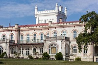 Jevisovice chateau, Czech Republic.