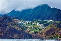 Porto da Cruz. Madeira, Portugal, Europe.