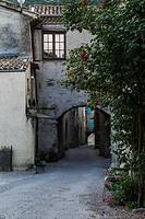 Pontaix, Drome, France