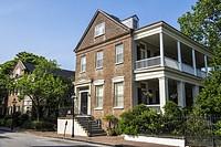 South Carolina, SC, Charleston, College of Charleston, university, Glebe House, haunted mansion, antebellum,