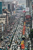 Dhaka, Bangladesh: Traffic jams have become intolerable in Dhaka. Some other major reasons are the total absence of a rapid transit system; the lack...