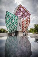 The Louis Vuitton Foundation. The Fondation Louis Vuitton is an art museum and cultural center.