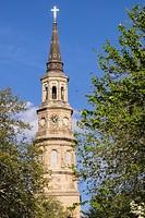 St. Philip's Episcopal Church, Charleston, South Carolina