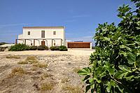 Finca de Can Marroig ,Centro de interpretación Parc Natural de Ses Salines, Formentera, Balearic Islands, Spain.