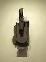 Pablo Picasso - Guitar - 1914, Museum of Modern Art, New York, USA