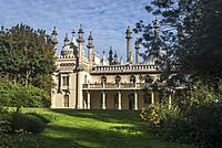 Royal Pavilion, Brighton, England, UK.