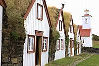 Laufas museum, Iceland, Europe.