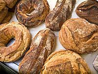 France, Auvergne,Cantal,Food,  land breads...
