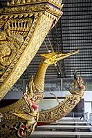 Royal Barges National Museum, Thonburi, Bangkok, Thailand.