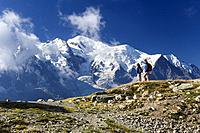 Chamonix, Mont Blanc, Haute Savoie, France, Europe.