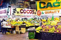 Adelaide Central Market, South Australia.