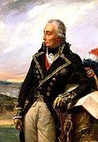 Auguste Couder - . Portrait of Baron Nicolas Luckner , Marshal of France. . 1792.