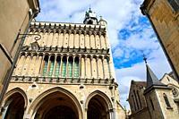 Notre-Dame church, Dijon, Côte d´Or, Burgundy Region, Bourgogne, France, Europe