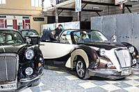 Hurtan Desarrollos S. L. also known as Hurtan Automóviles. , is a Spanish artisanal automobile company, founded in 1991 by Juan Hurtado González. The ...