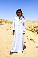 Muzeina Bedouin - Wadi Feiran Oasis, Sinai Peninsula - Egypt.